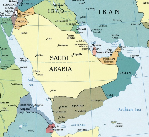 Arabian-Peninsula
